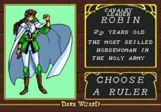 Robin - Lawful Warrior