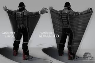 The Wingsuit