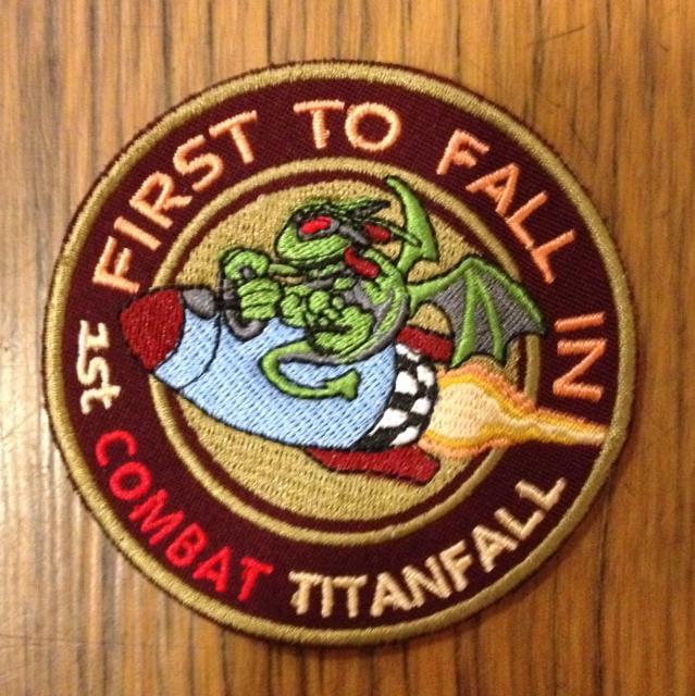 Titanfall you guys!