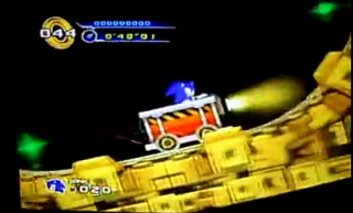 The now mobile-exclusive mine cart level that drew the ire of countless message board posters.