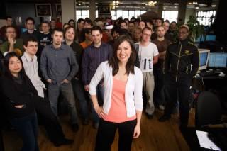 The crew of Ubisoft Montreal.