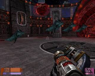 Elite Force was a shooter based on the Q3A engine
