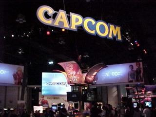 Capcom Booth