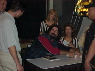 THQ - WWF's Mick Foley