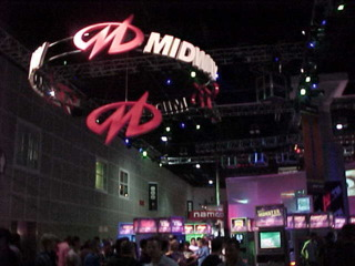 Midway Booth