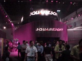 Squaresoft Booth