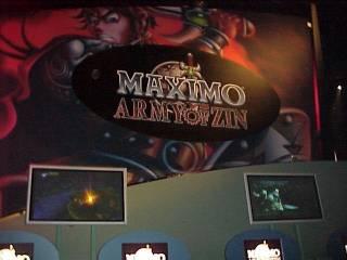 Capcom - Maximo