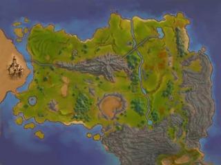 EQ2 Antonica Map