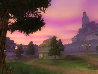 Qeynos at Dawn