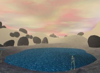 Sun Revenant Pond