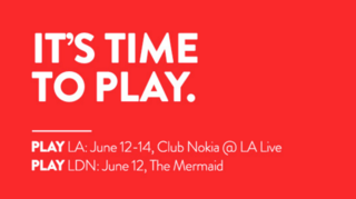 We're not doing E3 this year, but...we're kiiiinda doing E3 this year.