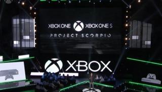Xbox One S & Project Scorpio announced.