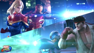 The first footage of Marvel vs. Capcom: Infinite.