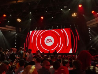 EA once again was not officially part of E3.