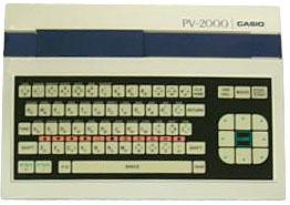 Casio PV-2000