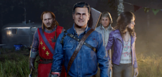 E3 2021: Grab a Chainsaw and Boomstick, It's Evil Dead: The Game