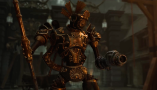 E3 2021: King Louis XVI's Robot Army Must be Stopped in Steelrising