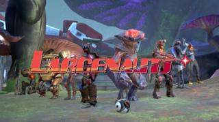 E3 2021: Teams of Six Battle Over Heists in Larcenauts