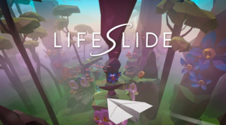 E3 2021: Ride the Wind as a Paper Airplane in Lifeslide