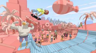 E3 2021: OlliOlli World Welcomes You to Radlandia