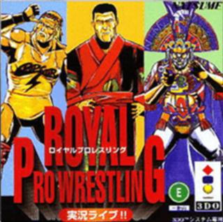 Royal Pro Wrestling: Jikkyou Live!!