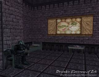 Drunder, the Fortress of Zek