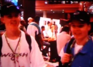 Event Center - E3 1997 Brad Lynch & Christopher Gordon