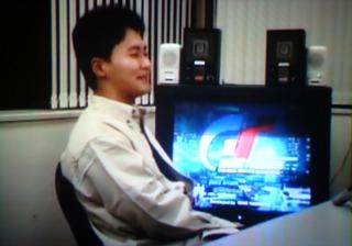 Behind the Scenes Kazunori Yamauchi