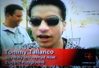 Event Center - Tommy Tallarico