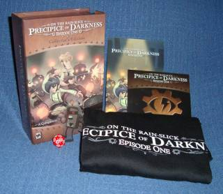 Collector's Edition (Contents)