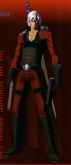 Dante, as he appears in the international version of Nocturne.