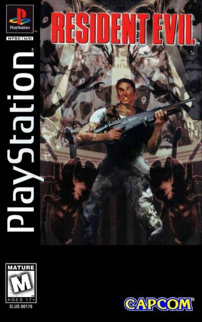 Resident Evil is notable for its use of jump scares.