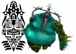 Cuchulainn from Final Fantasy XII.
