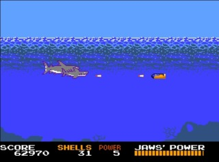 The submarine: pure awesome in 8-bit form