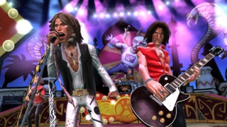Guitar Hero: Aerosmith is a lot better than I thought.