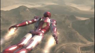 The game based off of the film is more aerial-combat.