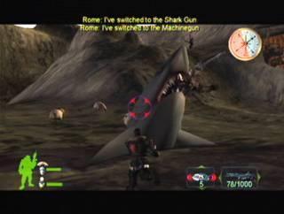 The Shark Gun
