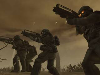 Killzone 1 Helghast Troopers