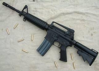 Colt M4 Assault Carbine