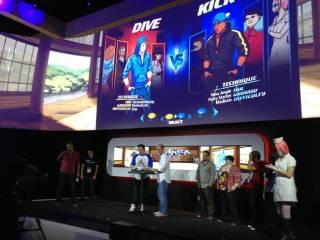 E3 2013 - Divekick Charity Tournament