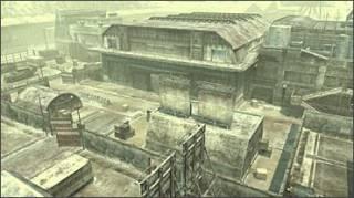 Groznyi Grad in Metal Gear Online.