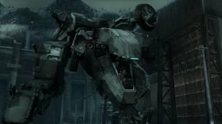 Metal Gear REX - MGS4