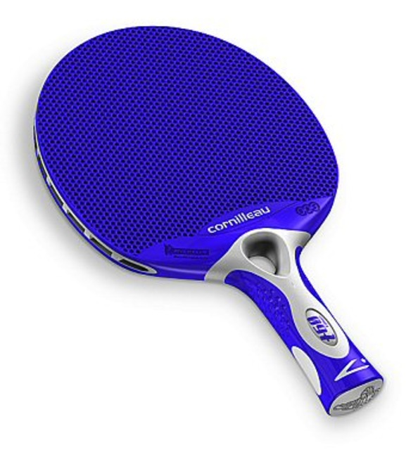 Ridiculous ping pong paddle.