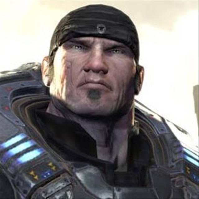 Marcus Fenix, as seen in Gears of War