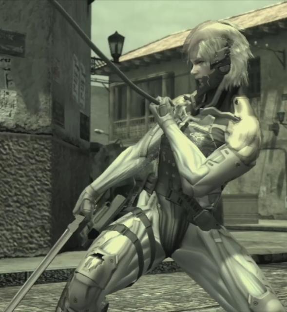 Raiden's New Look