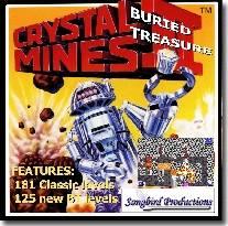 Crystal Mines II: Buried Treasure