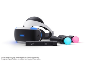 Share your initial impressions or experiences with PSVR this week!