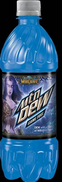 Nothing says XTREEEME quite like night elves.