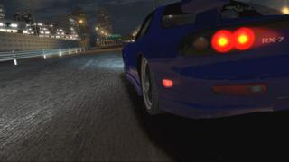 Get used to the look of headlights on asphalt.