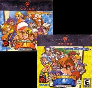SNK vs. Capcom: Card Fighter's Clash - SNK & Capcom Version